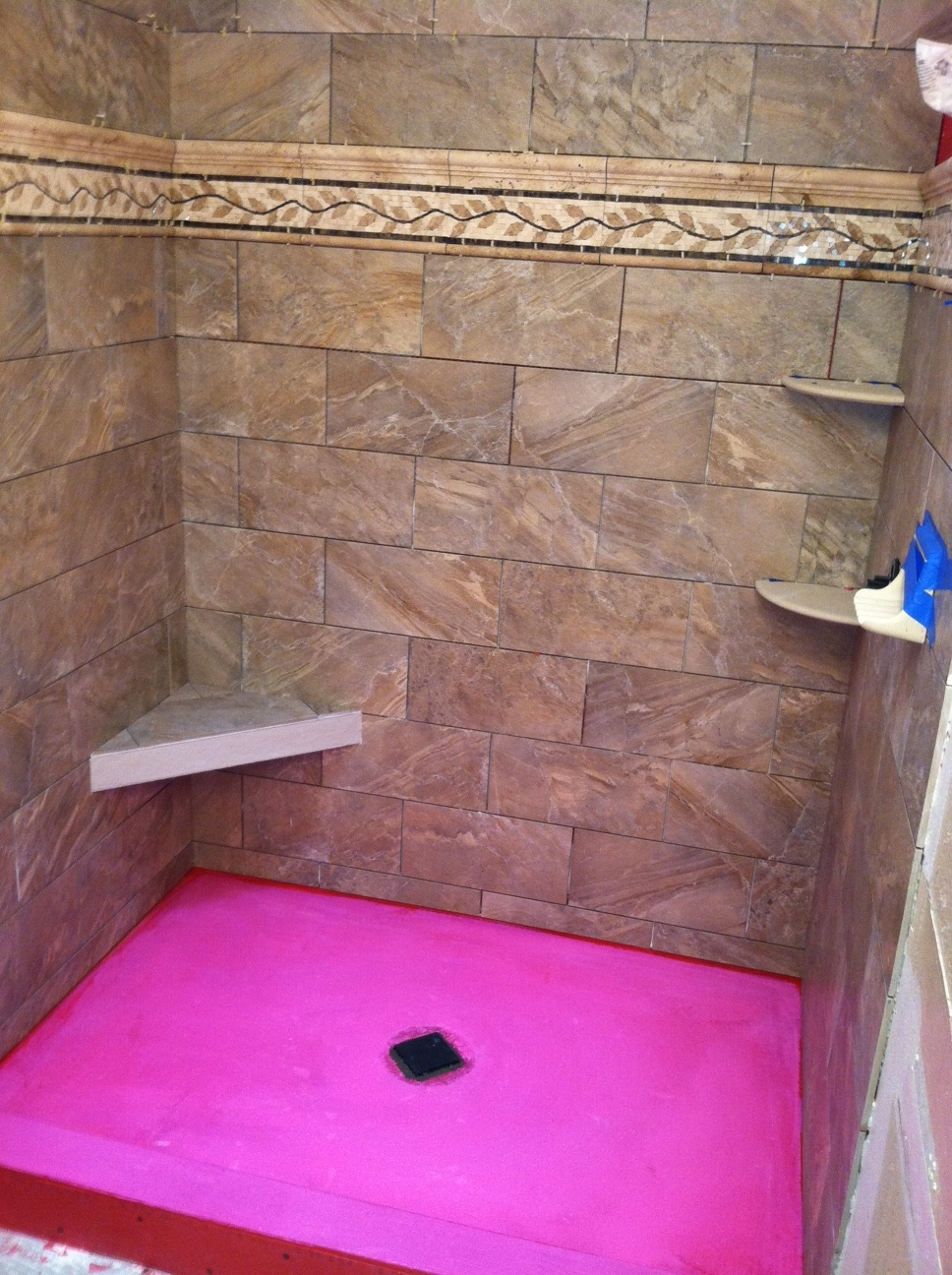 Tile Contractor Temecula Ca Expert Waterproofing Shower Remodel - Bathroom remodel temecula