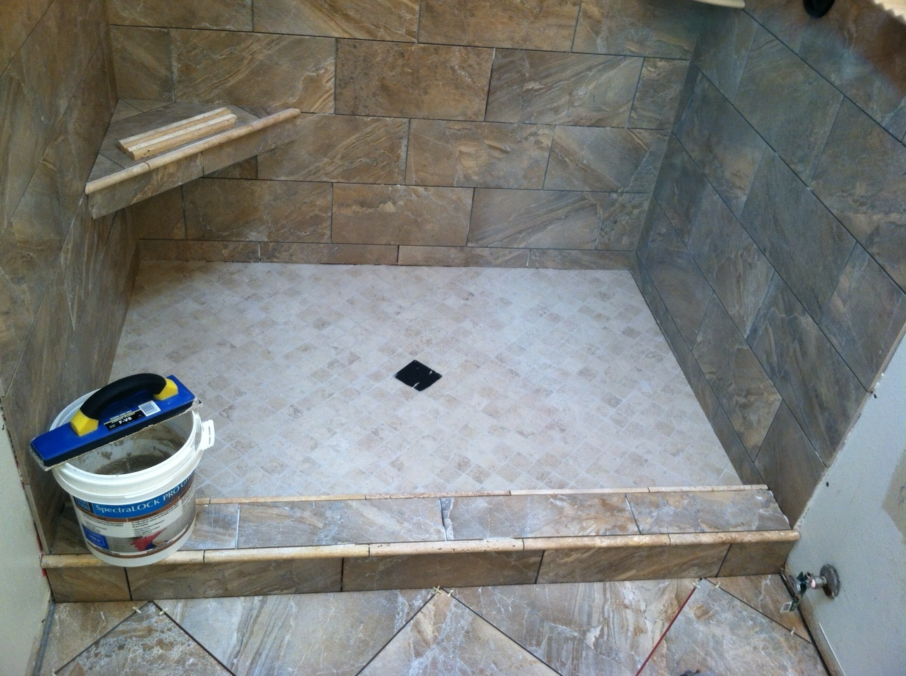 Tile Contractor Temecula Ca expert waterproofing shower remodel